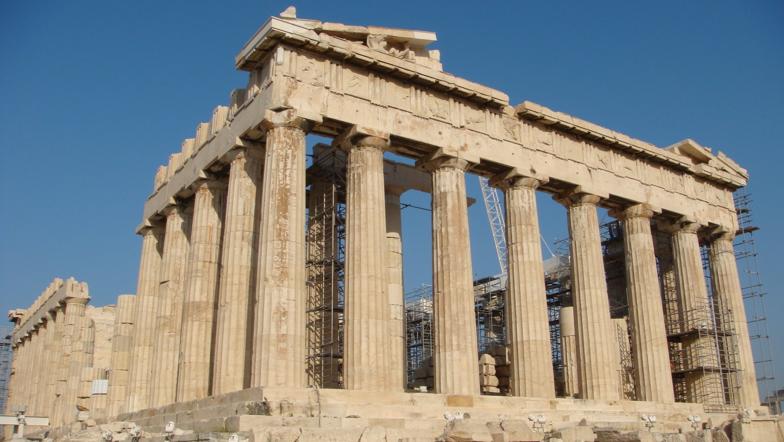 The 12 Long Lasting Gifts Ancient Greece Gave To Our World