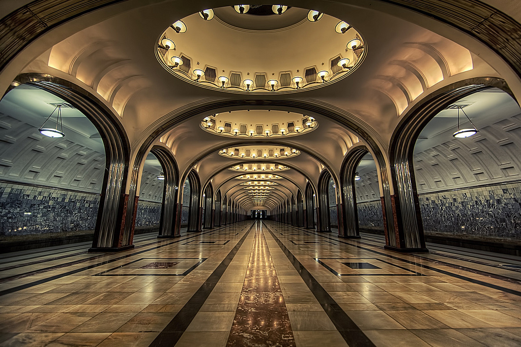 The Beauty Of The Metro Top Beautiful Stations And Their