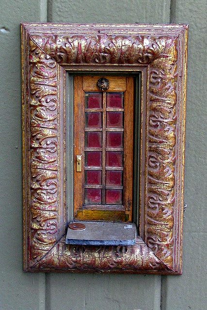 Fairy doors have invaded this city the meaning behind for The little fairy door company