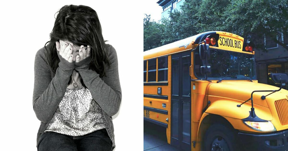 fucking teen girls in a school bus